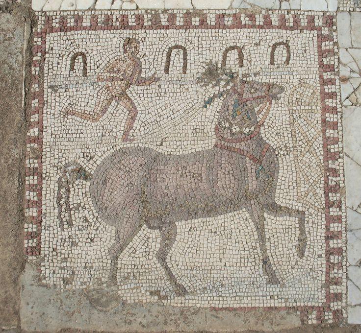 Les 25 meilleures id es concernant mosaique romaine sur pinterest carreau c - Decoration romaine antique ...