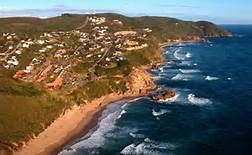 The seaside village of Brenton on Sea