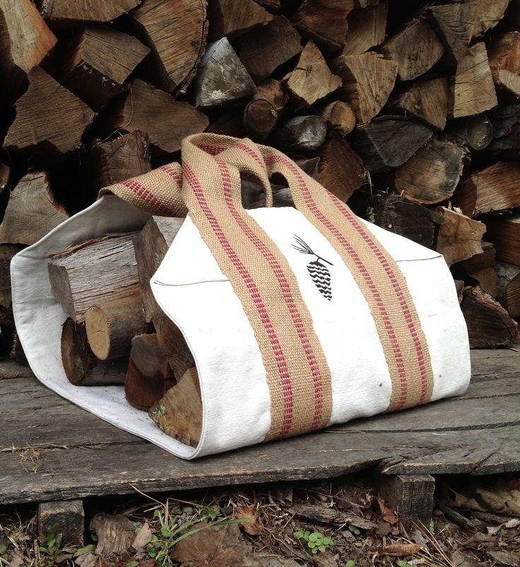 wood carrier mayamade - Firewood Carrier