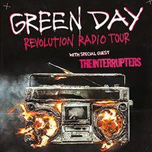 """Die Punkrock-Giganten Green Day kommen mit ihrem neuen Album """"Revolution Radio"""" 2017 für drei Konzerte nach Deutschland!"""