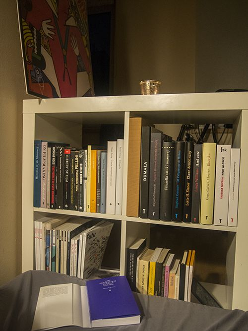 Część zbioru książek pana Kacpra Będucha. #biblioteka #library #books #książki #czytam #słowo #obraz #terytoria #konkurs