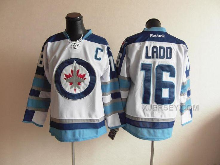 http://www.xjersey.com/jets-16-ladd-white-jerseys.html JETS 16 LADD WHITE JERSEYS Only $46.00 , Free Shipping!