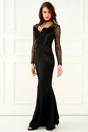Trendyolmİlla Marka  Kadın Trendyolmilla Siyah Elbise || Siyah Elbise TRENDYOLMİLLA Kadın                        http://www.1001stil.com/urun/3563819/trendyolmilla-siyah-elbise.html?utm_campaign=Trendyol&utm_source=pinterest