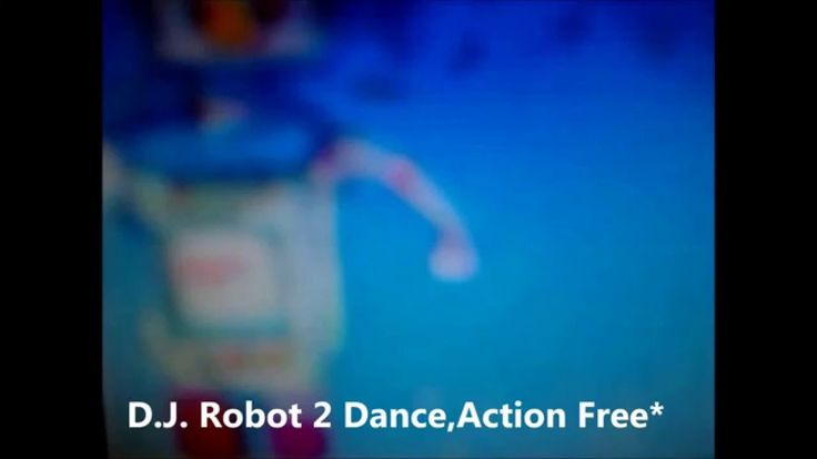 D.J. Robot Dance,Action Free by Muresan Israel