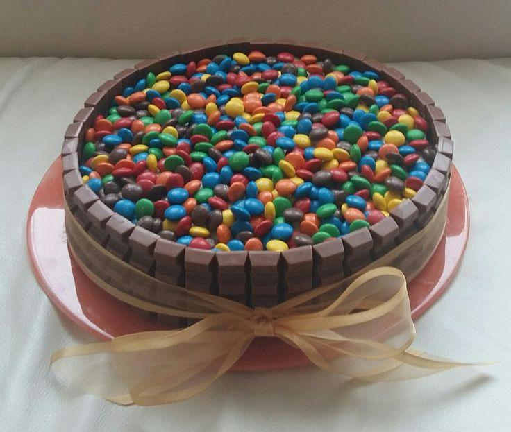Birthday cake 🎂❤ handmade