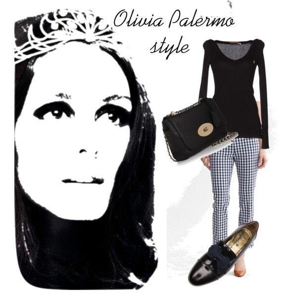 """""""Olivia Palermo"""" by martinapinto on Polyvore"""
