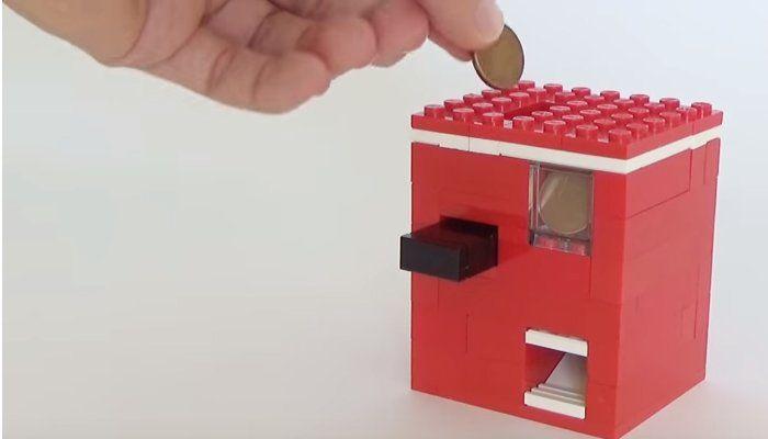5 Creativas manualidades para hacer con Lego  #Manualidades #Juegos #Lego #ideas
