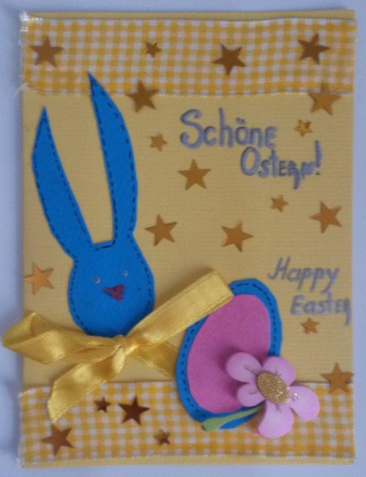 Warm handmade greetings for Easter #greetings #easter #handmade #greetingcards #greetings #wishes #card #handmadecards #pasqua #designinitaly #papergoods #handmadewithlove #madebyhand #papercrafts #paperart #artlover #dailyart #creativityfound #yellow #spring #rabbit #milan #italy #lidiiart #lidiiaboichenkoart