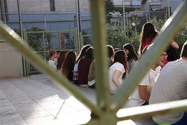Μαθητές έβρισαν καθηγητές με συνθήματα στους τοίχους σε γυμνάσιο στη Λεμεσό