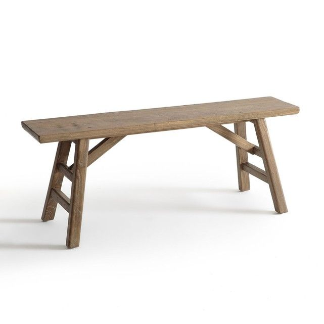 Banc Ou Bout De Lit Asayo Dining Table With Bench Metal Dining Table Bench