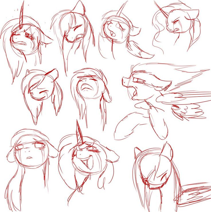 aand more pony skeches they are free to use but please link to me or this picture if you used one of my skeches^^ -----------------------------------------------------------------------------------...