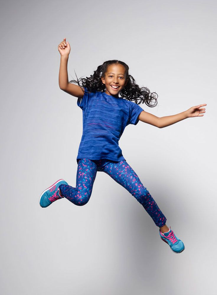 Check out our range of Kids Sportswear & Activewear, including colourful tops, leggings, trainers & jackets – perfect for sporty, active kids who want to run and jump all day. Zakti Kids has landed…