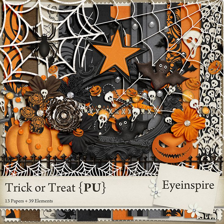Blog Train, Patterns, digifree, Free, Freebie,Digital Scrapbooking, digiscrap, scrapbooking, digi scrap kit, halloween, spooky, kit, bats, skull, spider, spider web, pumpkin, papers, printable, digiscrap, flowers, diamond, frame, scatter, stitches, bow, ribbon, free kit, free digital kit, eyeinspire