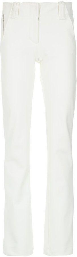 Gloria Coelho straight trousers