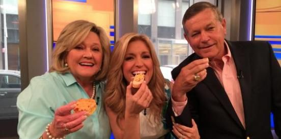 Cooking with Friends: Ainsley Earhardt's Southern Pimento Cheese | In the Greenroom - Fox & Friends | Fox News