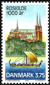 Roskilde: see the Viking ships raised from the harbor