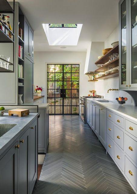 Best Timeless White Kitchens Modern Kitchen Design Neutral 640 x 480