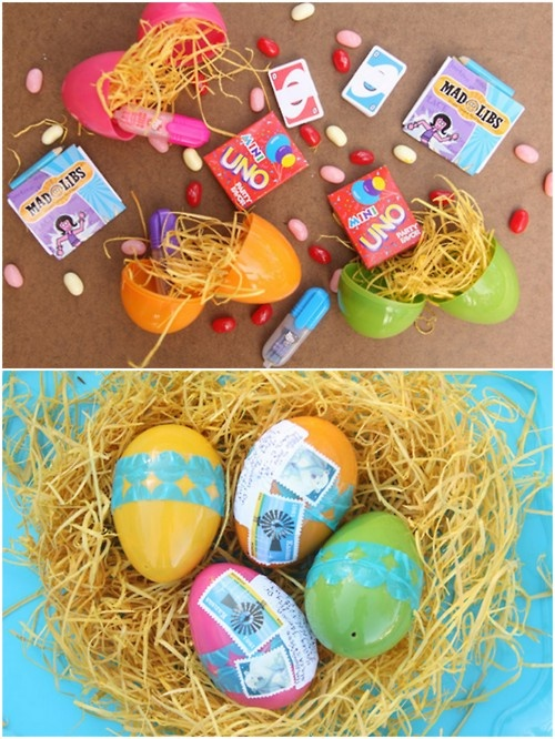 13 best easter gifts decorations images on pinterest easter bunny diy mail your easter eggs cant be there for easter surprise someone negle Images