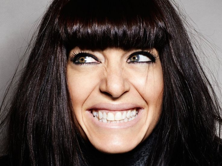 The most famous eyes in Britain: how Claudia Winkleman became a beauty icon