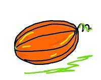 Melon (fruit that heals)