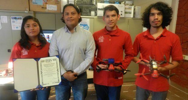 Alumnos del ITSA en Atlixco ganan competencia mundial del Drones – Metepec Atlixco Puebla