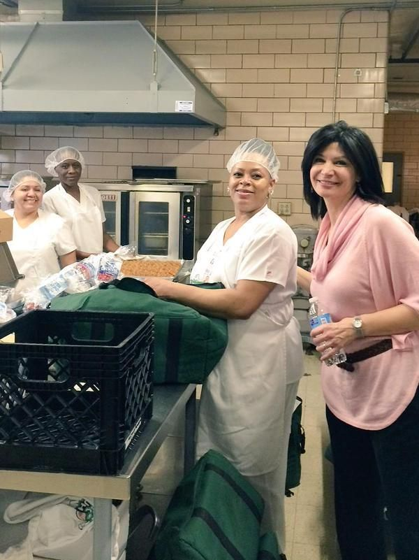 For decades, the food pyramid was our basic guide for healthy eating until it was replaced with…what? Our dedicated school nutrition staff know the answer.