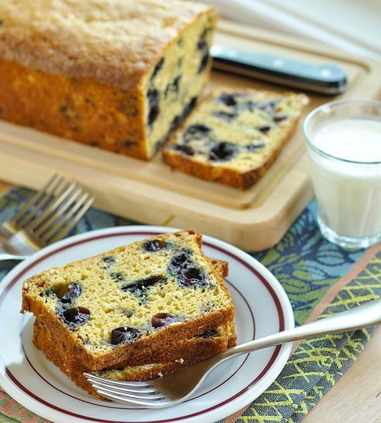 Recipe: Blueberry-Oat Quick Bread Recipes from The Kitchn