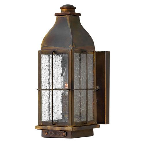 Bingham Sienna Small Outdoor Wall Light