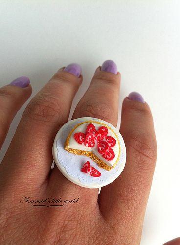 Cheescake ring