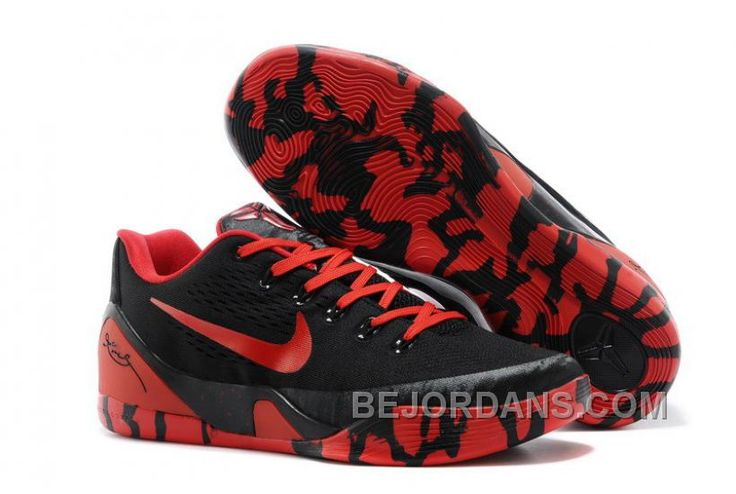 http://www.bejordans.com/free-shipping-6070-off-mens-nike-kobe-9-shoes-black-red-xcxkm.html FREE SHIPPING! 60%-70% OFF! MEN'S NIKE KOBE 9 SHOES BLACK RED XCXKM Only $100.00 , Free Shipping!