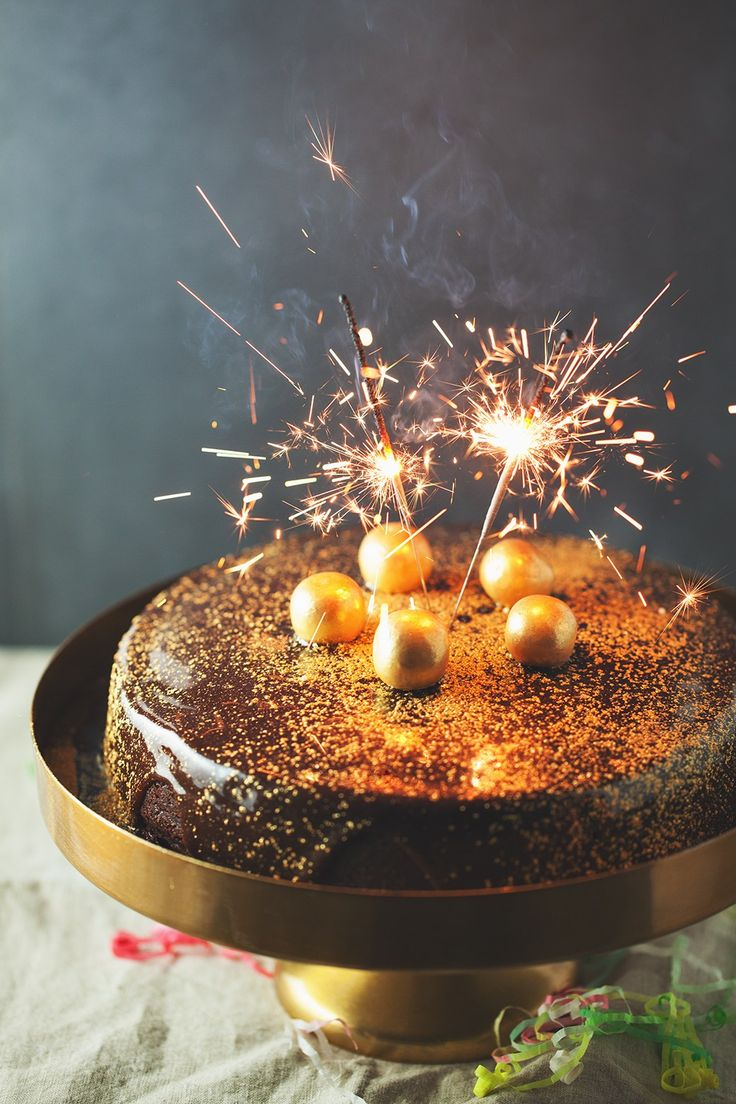 luksus chokoladekage med glasur 07