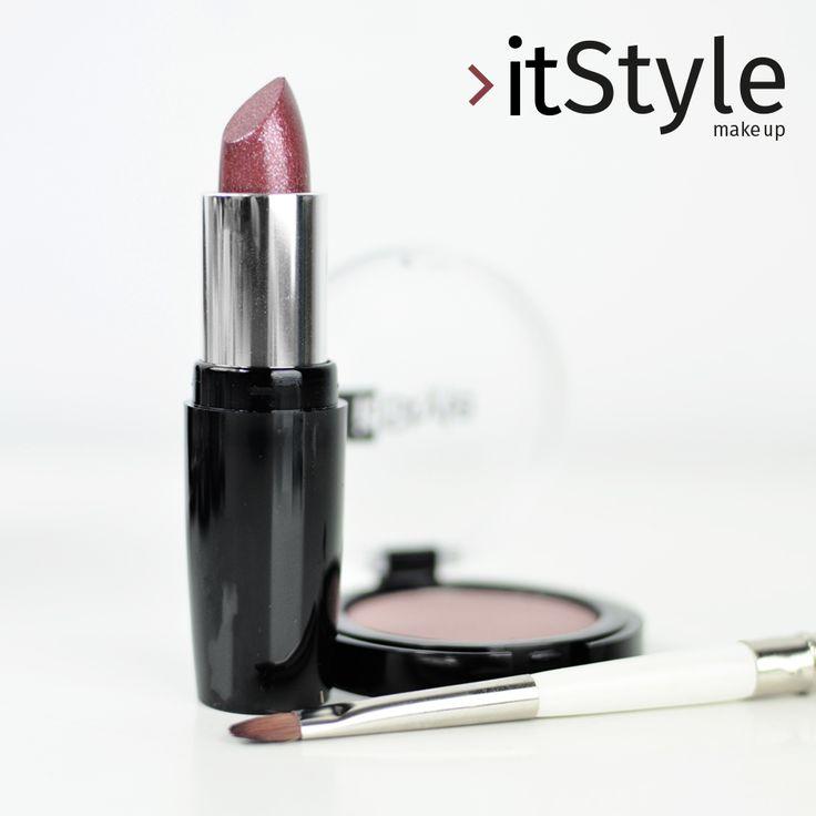 #itstylemakeup #Lipstick #pinceau #poudre compacte Visage: 3 Produits Achetés = 30% de remise #soldes