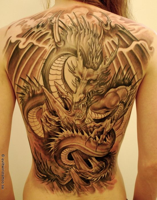 Johan Finné - Johan - Evil Twins Tattoo