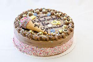 Kuchen zur Einschulung