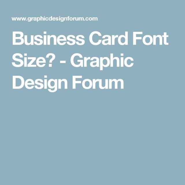 76 best business cards images on pinterest lipsense business cards business card font size graphic design forum colourmoves