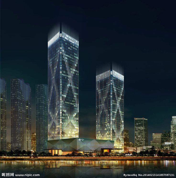 Hilton hotel, Dalian