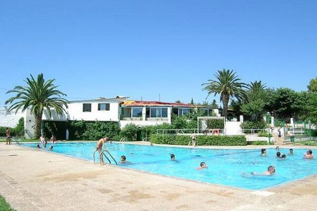 Camping & Bungalows Playa y Fiesta, bungalows Playa y Fiesta, en Mont-Roig del Camp, Tarragona