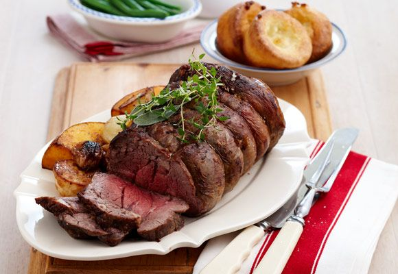 How to cook the perfect roast beef | Cooking Tips and Tricks | Pinter ...