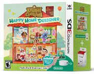 Animal Crossing: Happy Home Designer with NFC Reader for Nintendo 3DS | GameStop