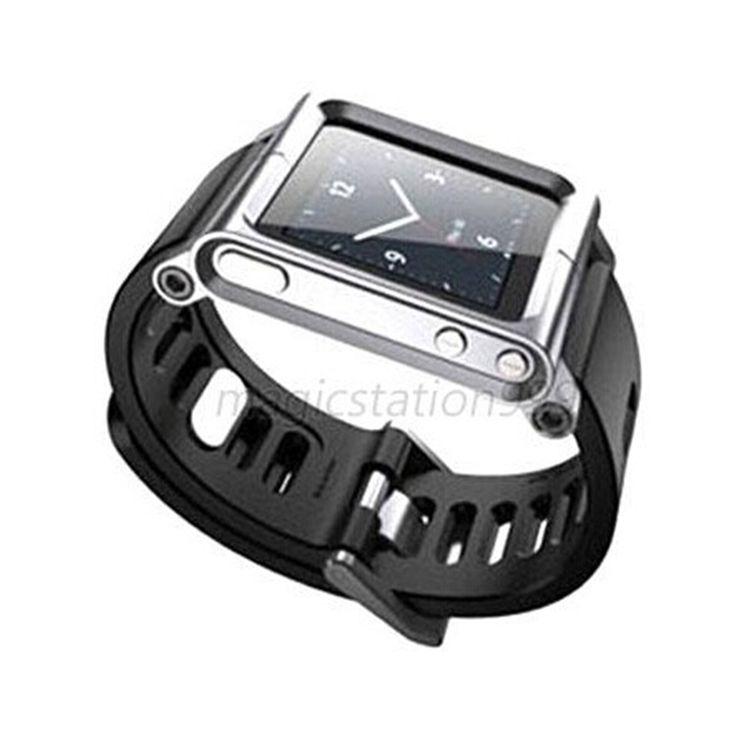 Купить товарЛезвия Алюминий Смотреть Band Чехол для iPod Nano 6 6 г 7 Цветов Бесплатная Доставка в категории Сумки и чехлы для MP3/MP4на AliExpress. > >технические характеристики:1. хорошо спроектированы и изготовлены.2. Уникальный дизайн позвол