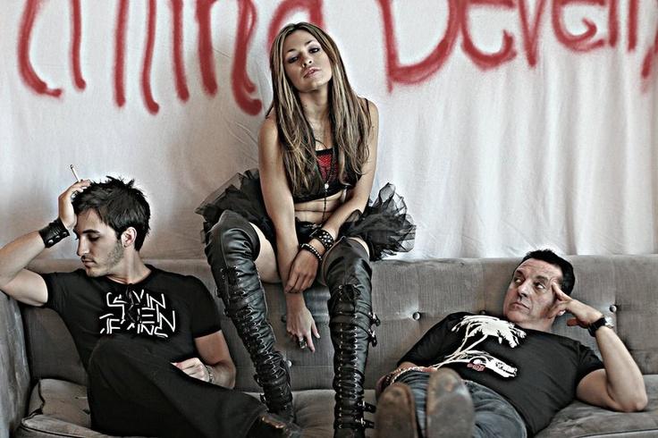 "Seriously?  Kari Ann Peniche, Tom Sizemore and Toni Dimitri for ""Killing Beverly"""