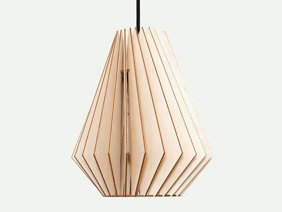 hektor  - IUMI DESIGN wooden hanging light