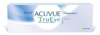 1-Day Acuvue TruEye 30/Pack Pack