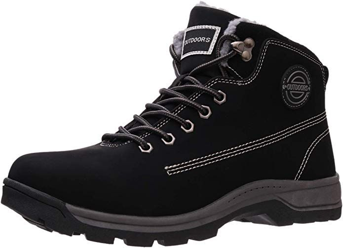 30dc8836fdf WHITIN Men s Insulated Cold-Weather Boots Review