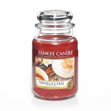 Vanilla Chai - Candles - Yankee Candle