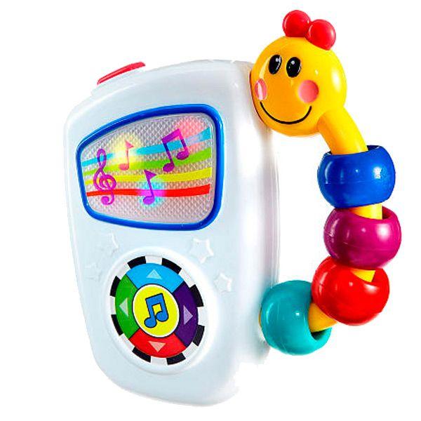 Juguete Musical - Take Along Tunes, es uno de los juguetes más comprados en Estados Unidos para los pequeños! Descubre los beneficios de www.wombox.co #juguete #bebés #diversión