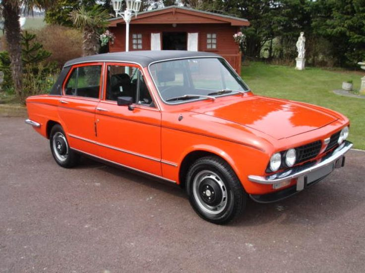 1977 Triumph Dolomite HL 1850