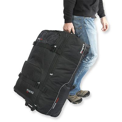 Mares Cruise Roller Foldable Backpack, Scuba Gear Dive Bag - http://scuba.megainfohouse.com/mares-cruise-roller-foldable-backpack-scuba-gear-dive-bag/