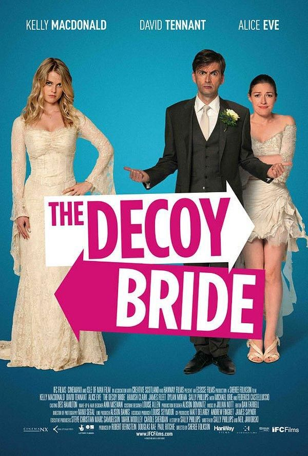 Movie #24 - 40 Movie Challenge: The Decoy Bride (2011)