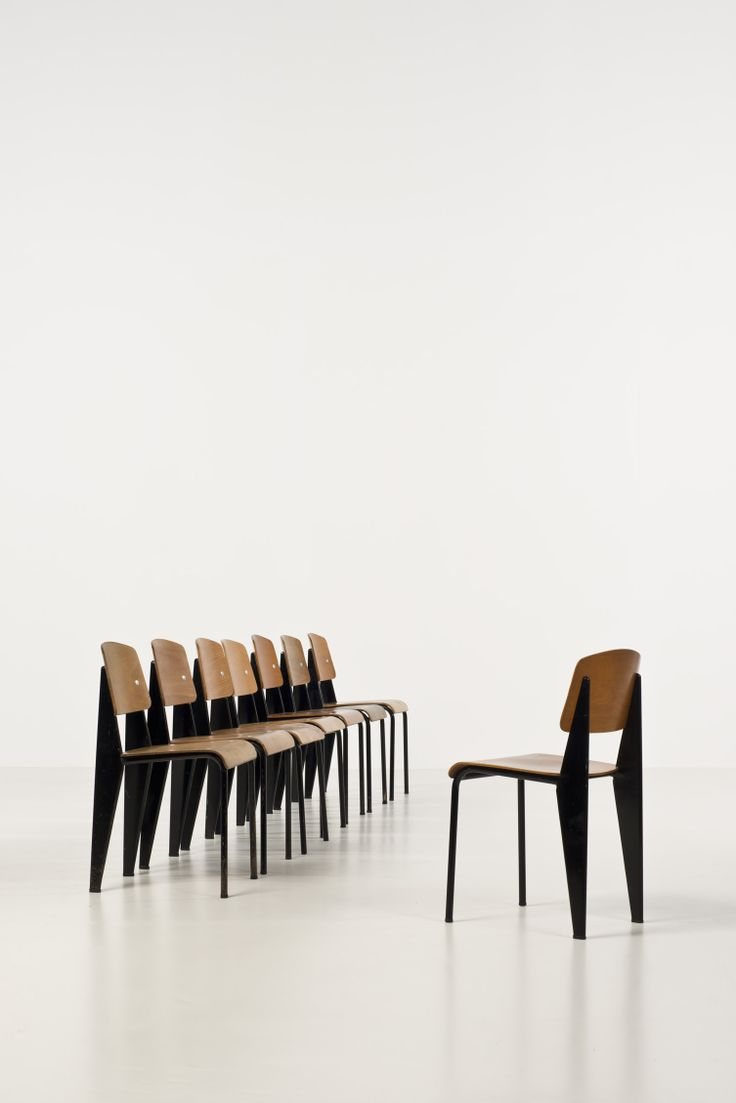 Bien-aimé 303 best Jean Prouvé images on Pinterest | Furniture, Architecture  KQ87